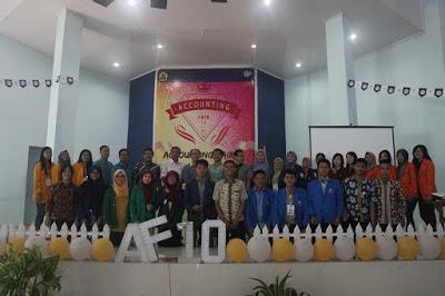 Himpunan Mahasiswa S1 Akuntansi Selenggarakan National Accounting Challenge