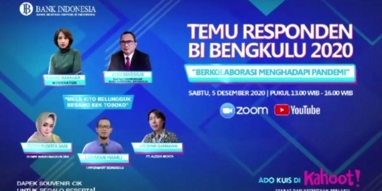Temu Responden Bank Indonesia BENGKULU 2020