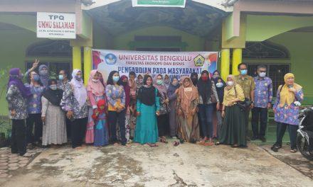 Pengabdian Pada Masyarakat (PPM) di Kelurahan Bentiring