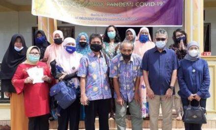Pelaksanaan Monitoring dan Evaluasi Proses Belajar Mengajar Pada Masa Pandemi Covid-19 2019-2020